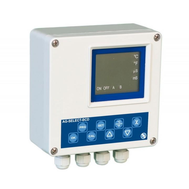Анализатор жидкости AG-SELECT BCD (0-200.000 µS) 24V AC