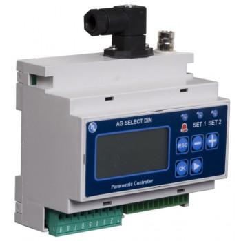 Анализатор жидкости AG-SELECT DIN 12V DC – 24V DC/AC