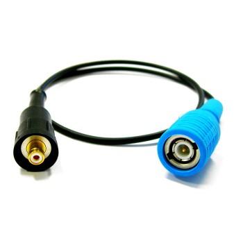 Соединительный кабель 0,5 м RG174D3