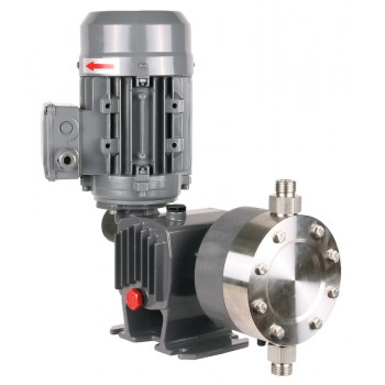 Мембранный насос-дозатор ST-D CA 123/6, 400/3/50, 0,18 кВт