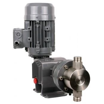Плунжерный насос дозатор P-AA 312/4,5, 400/3/50, 0.25 кВт