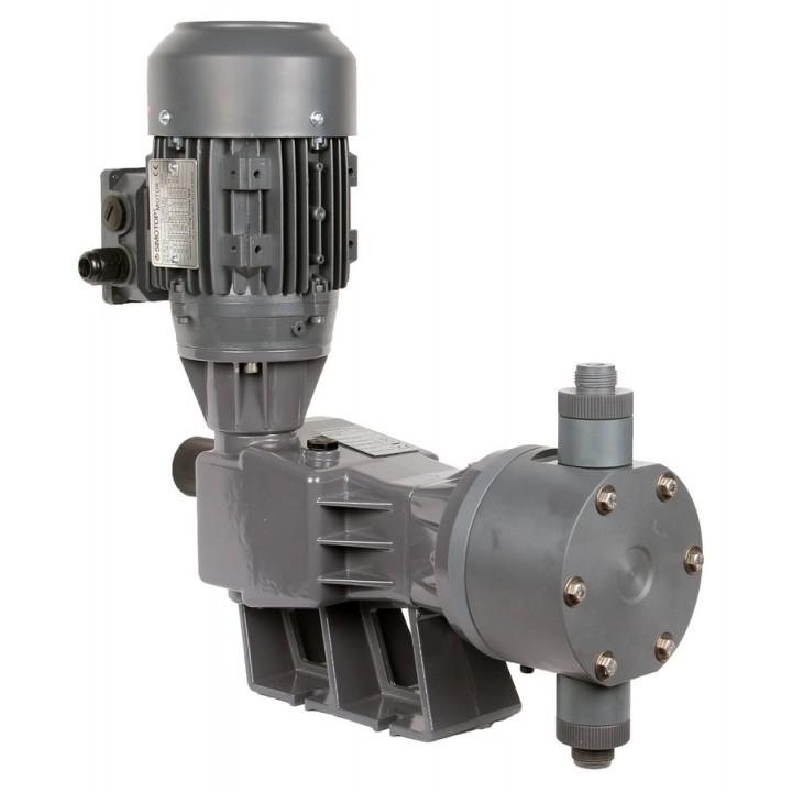Плунжерный дозировочный насос P-BA 158/10, 400/3/50, 0.37 кВт