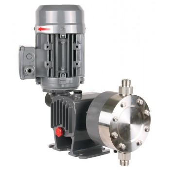 Мембранный химический насос ST-D AA 61/7, 400/3/50, 0,18 кВт