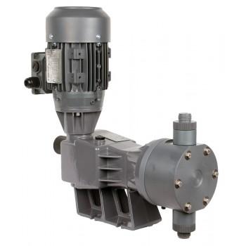 Плунжерный дозировочный насос P-BA 52/10, 400/3/50, 0.25 кВт