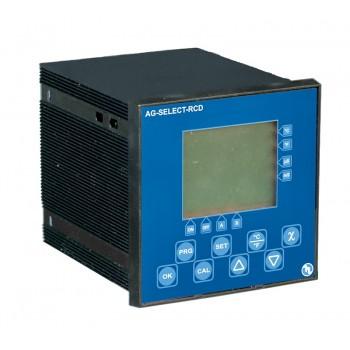 Анализатор жидкости AG-SELECT RCD (0-200.000 µS) 24V AC