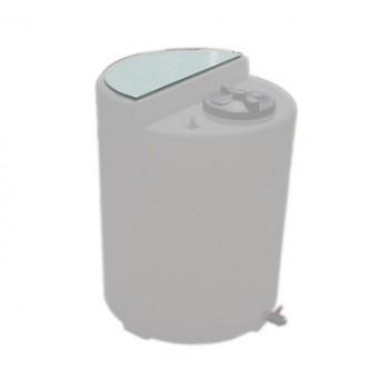 Суппорт (пластина) для TANK 1040L, полипропилен 20 мм