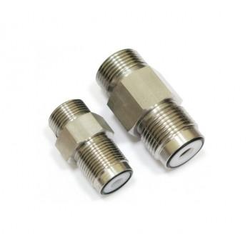 """Клапан забора 1"""", н/ст AISI 316L-Нитрил (D)"""