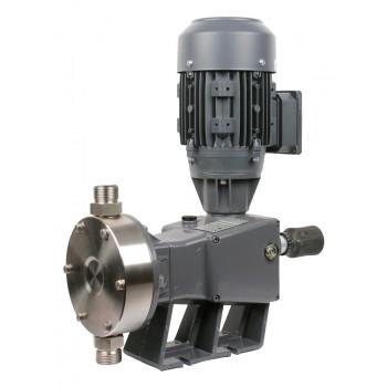 Диафрагменный насос дозатор D-AA 135/10, 400/3/50, 0,25 кВт
