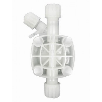 Головка STD PVDF 1-15 л/ч (Тип E) для насосов